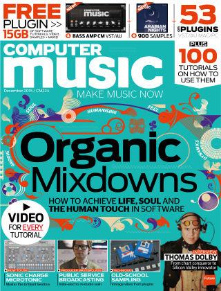 Computer Music December 2015