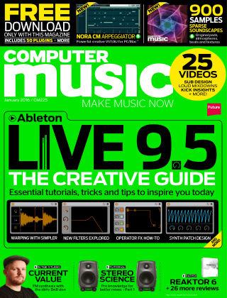 Computer Music January 2016