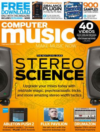 Computer Music February 2016