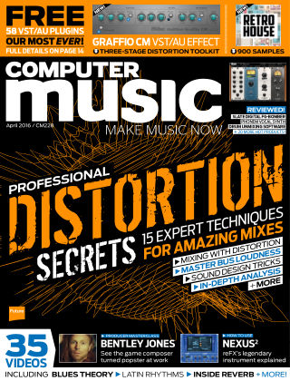 Computer Music April 2016