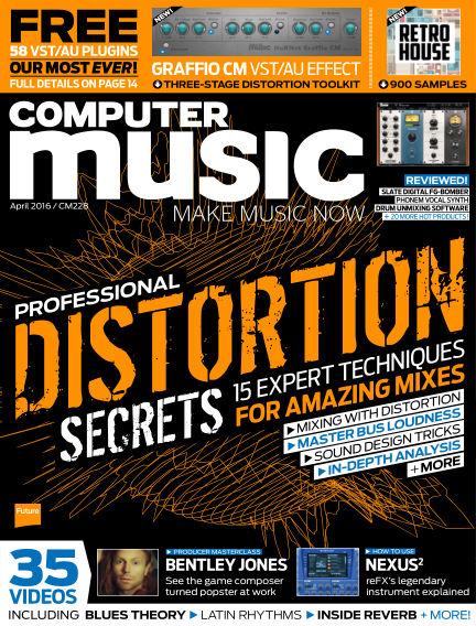 Computer Music February 24, 2016 00:00
