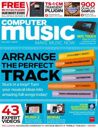 Computer Music May 2016