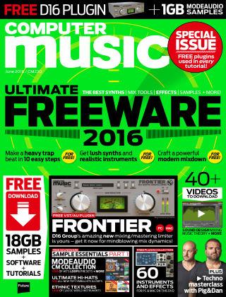 Computer Music June 2016