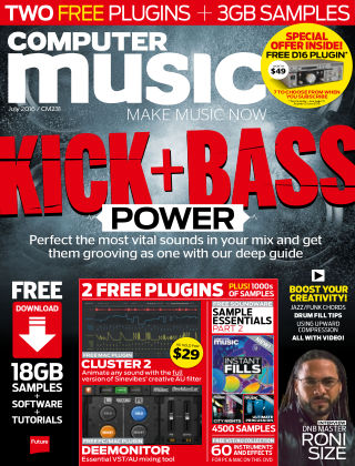 Computer Music July 2016