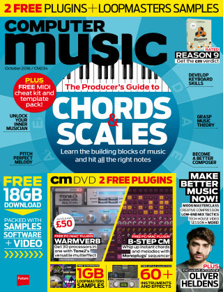 Computer Music October 2016