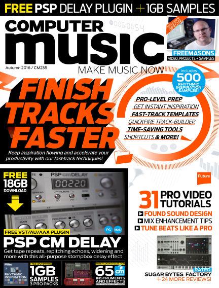 Computer Music September 07, 2016 00:00