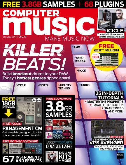 Computer Music November 30, 2016 00:00