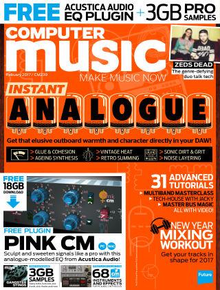 Computer Music February 2017