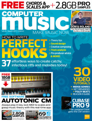 Computer Music March 2017