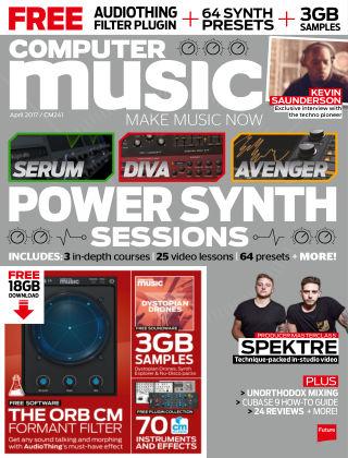 Computer Music April 2017