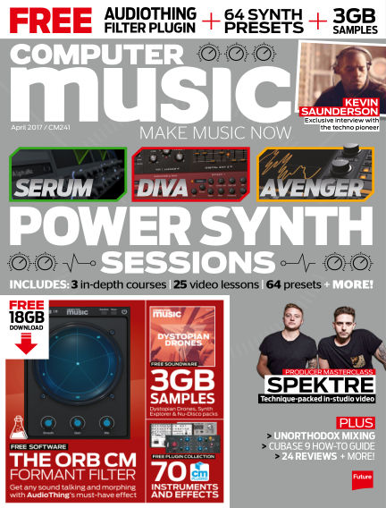 Computer Music February 22, 2017 00:00