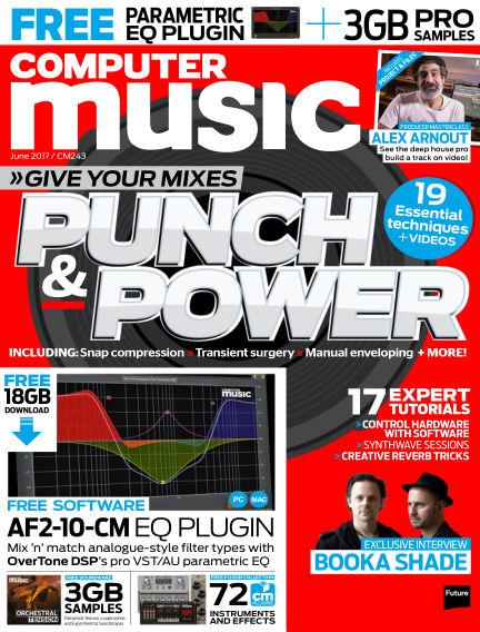 Computer Music April 19, 2017 00:00
