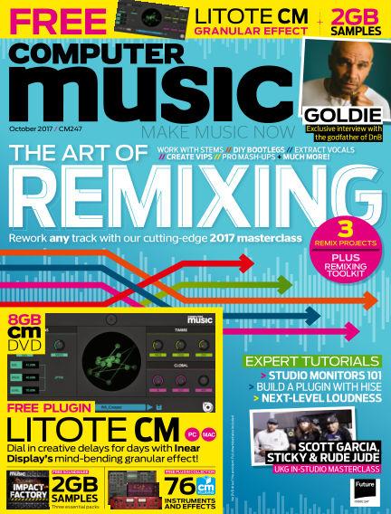 Computer Music August 09, 2017 00:00