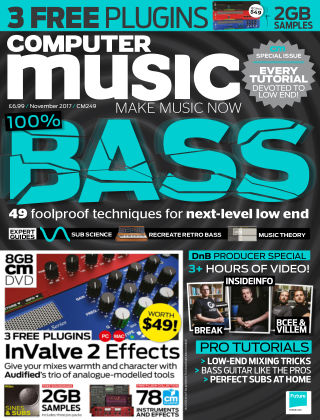 Computer Music Issue 249