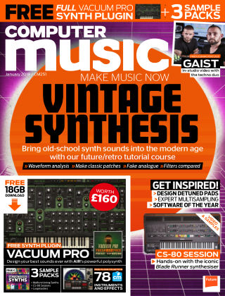 Computer Music Issue 251
