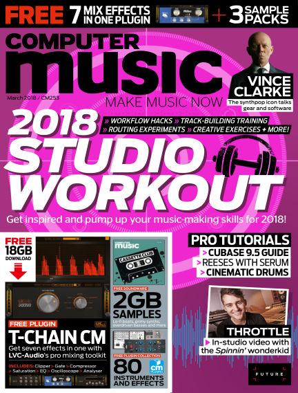 Computer Music January 24, 2018 00:00