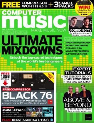 Computer Music Issue 254