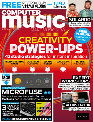 Computer Music Issue 256