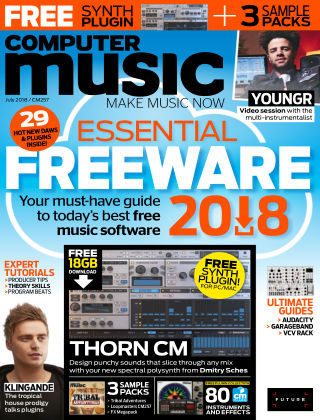 Computer Music Issue 257