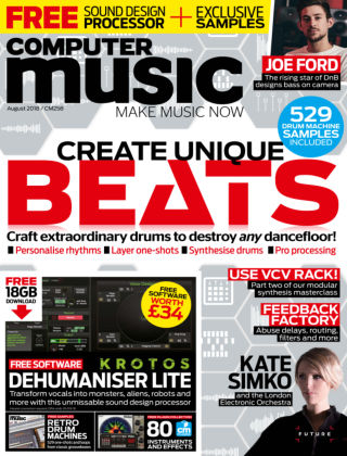 Computer Music Issue 258