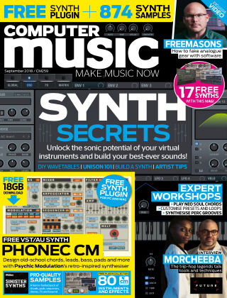 Computer Music Issue 259