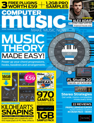 Computer Music Issue 261