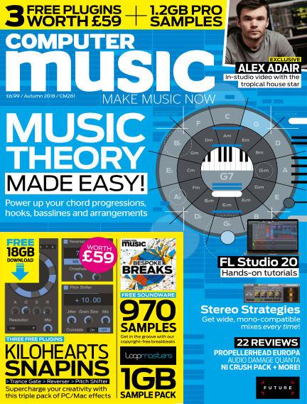 Computer Music September 05, 2018 00:00