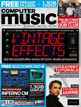 Computer Music Issue 262