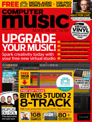 Computer Music Issue 264