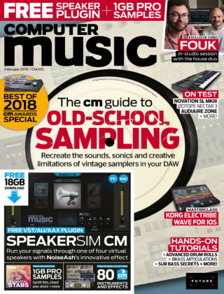 Computer Music Issue 265