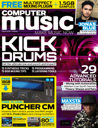 Computer Music Issue 267