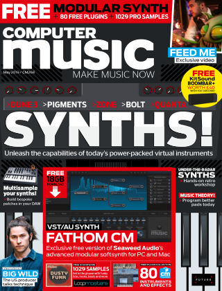 Computer Music Issue 268