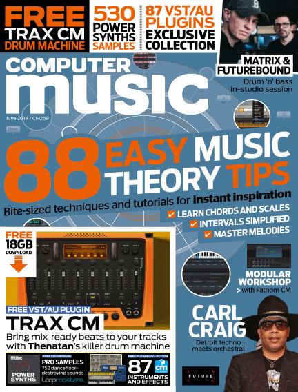 Computer Music April 17, 2019 00:00