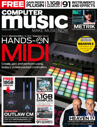Computer Music Issue 273