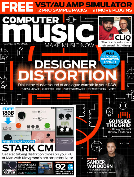 Computer Music October 02, 2019 00:00
