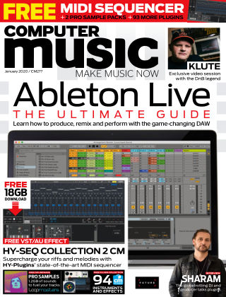Computer Music Issue 277