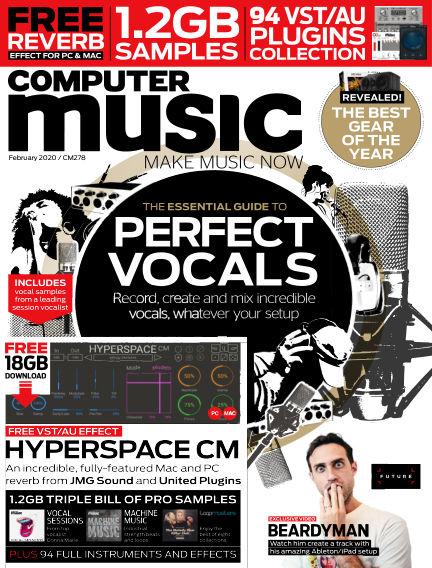 Computer Music December 27, 2019 00:00