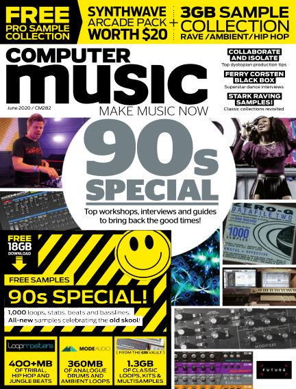 Computer Music April 22, 2020 00:00