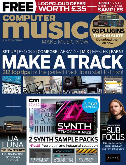Computer Music May 20, 2020 00:00