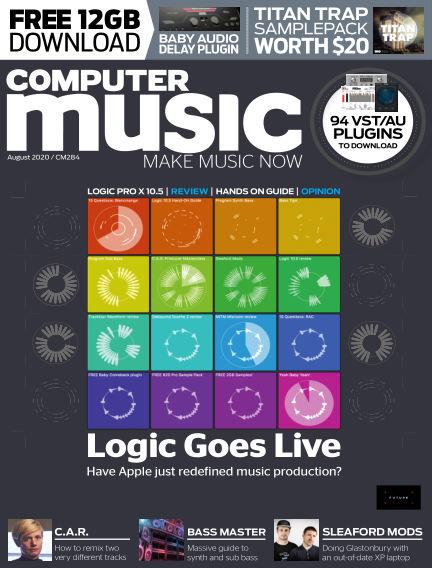 Computer Music June 17, 2020 00:00