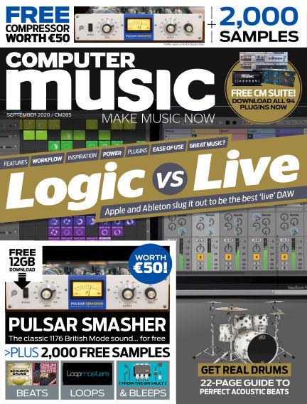 Computer Music July 15, 2020 00:00