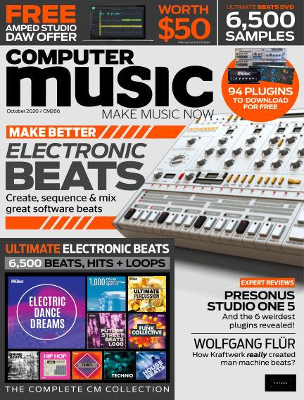 Computer Music August 12, 2020 00:00