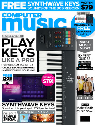 Computer Music Issue 288