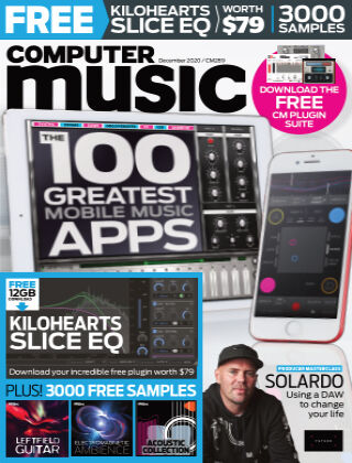 Computer Music Issue 289