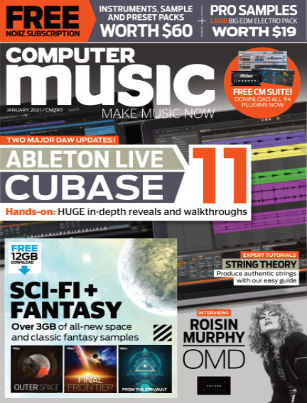 Computer Music November 27, 2020 00:00