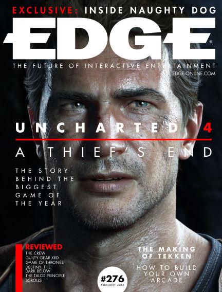 EDGE January 15, 2015 00:00