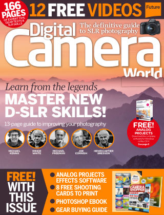 Digital Camera World August 2015