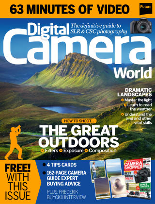 Digital Camera World Oct 2017