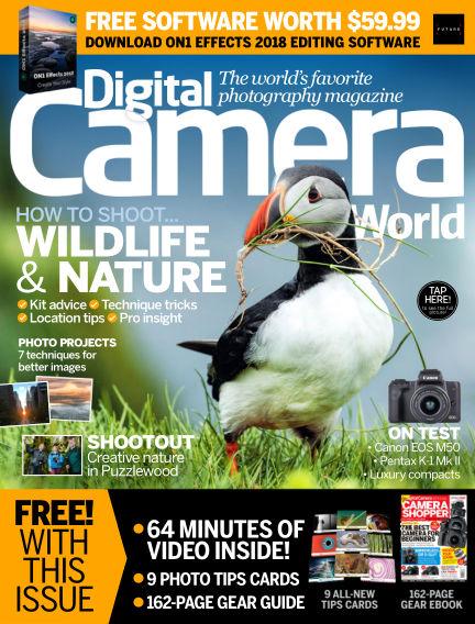 Digital Camera World June 01, 2018 00:00