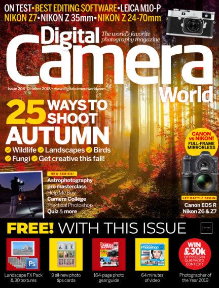 Digital Camera World September 21, 2018 00:00